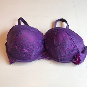 Torrid Push-Up Plunge Bra; BNWT; 42DDD